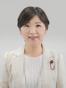 川上 多恵議員顔写真