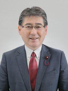 堤田 寛議員顔写真